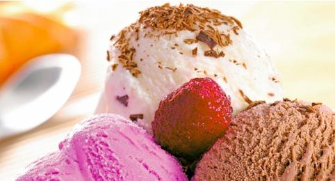 Ice cream Varenna